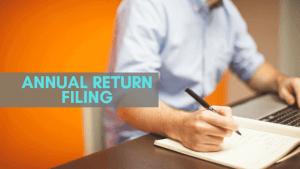 annual return filing