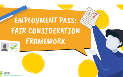 Employment Pass – Advertising Requirements under the Fair Consideration Framework