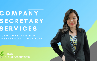 Company Secretary Services – Solutions for New Business in Singapore
