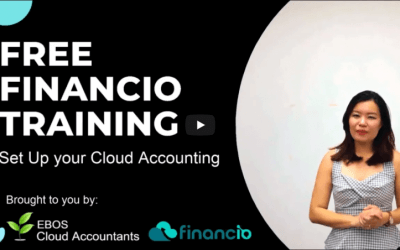 Financio Training – Set up your Cloud Accounting Software