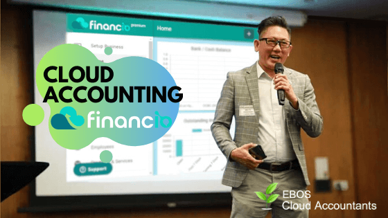 Cloud Accounting – Financio