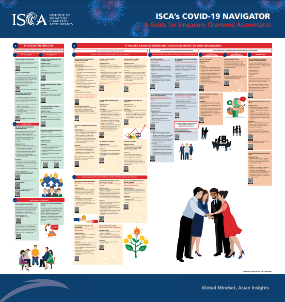 ISCA's COVID-19 Navigator: A Guide for Singapore Chartered Accountants