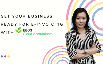 Get your business ready for e-invoicing with EBOS Cloud Accountants