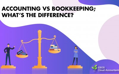 Accounting VS Bookkeeping; What's The Difference?