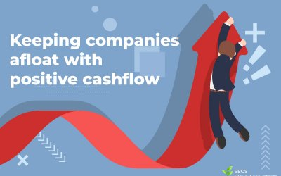 Keeping companies afloat with Positive Cashflow
