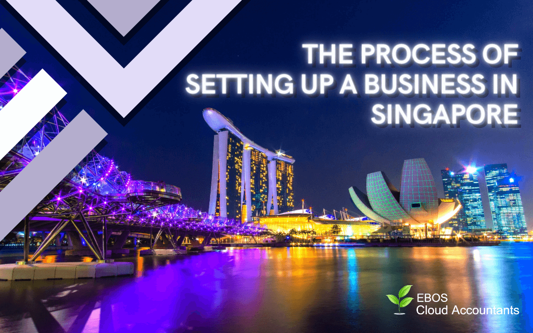 The Process Of Setting Up A Business In Singapore