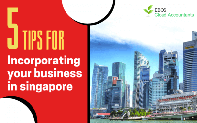5 Tips For Incorporating Your Business In Singapore