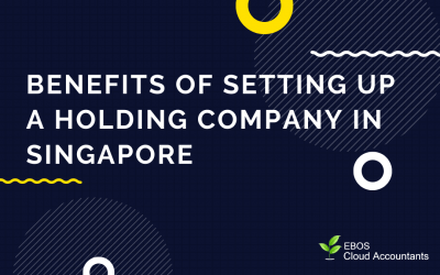 Benefits of setting up a holding company in Singapore