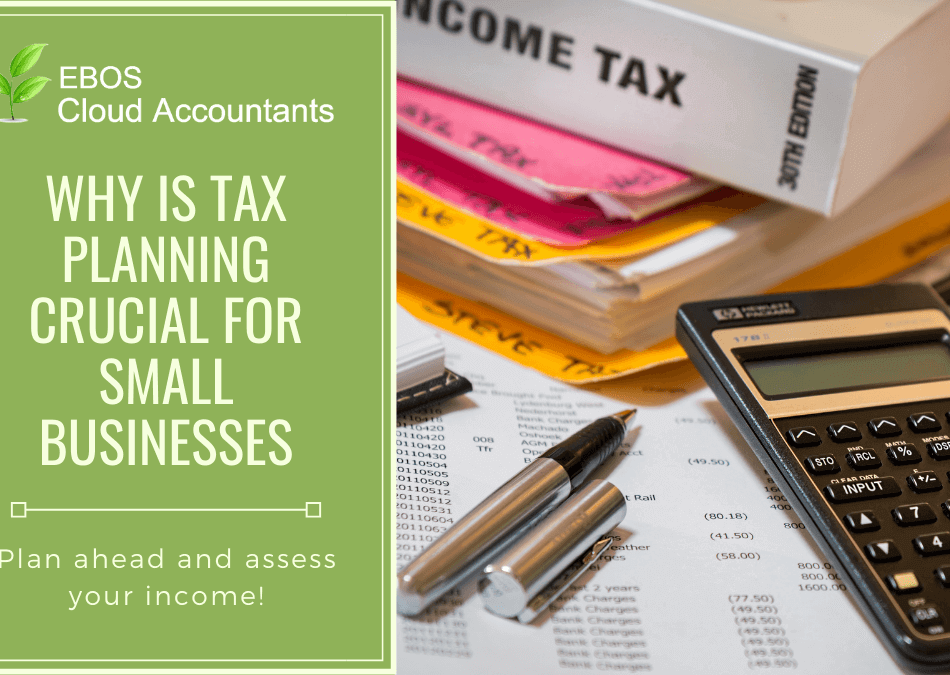 Why is Tax Planning crucial for Small Businesses