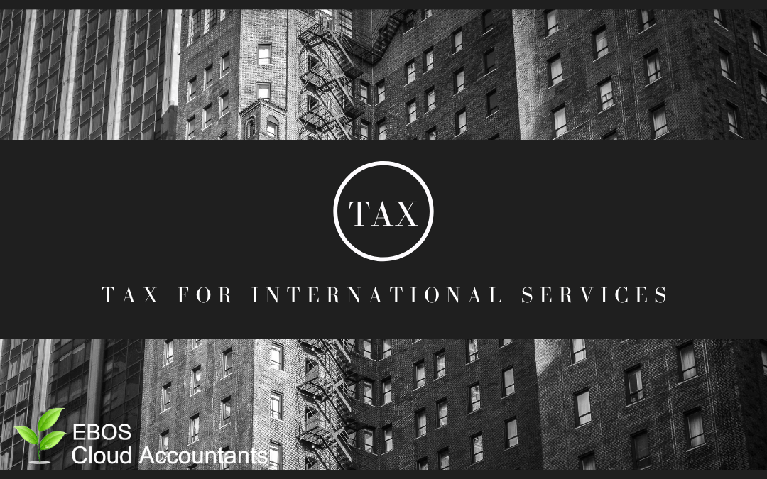 Tax for International Services