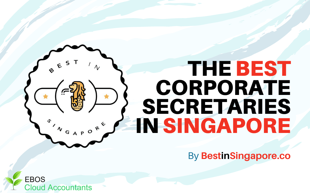 THE 17 BEST CORPORATE SECRETARIES IN SINGAPORE