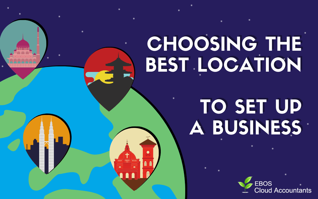 How To Choose The Best Location To Set Up A Business
