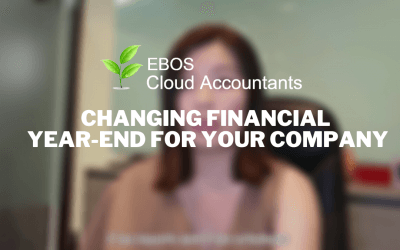 Changing Financial Year-End for your Company