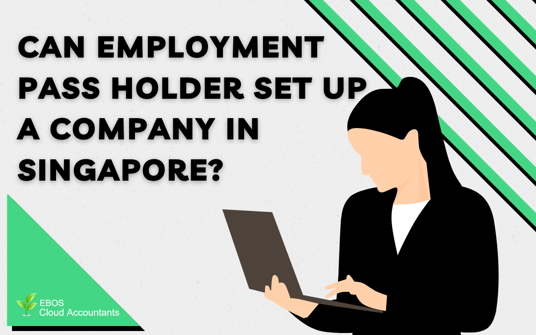 Can Employment Pass Holder Set Up a Company In Singapore?