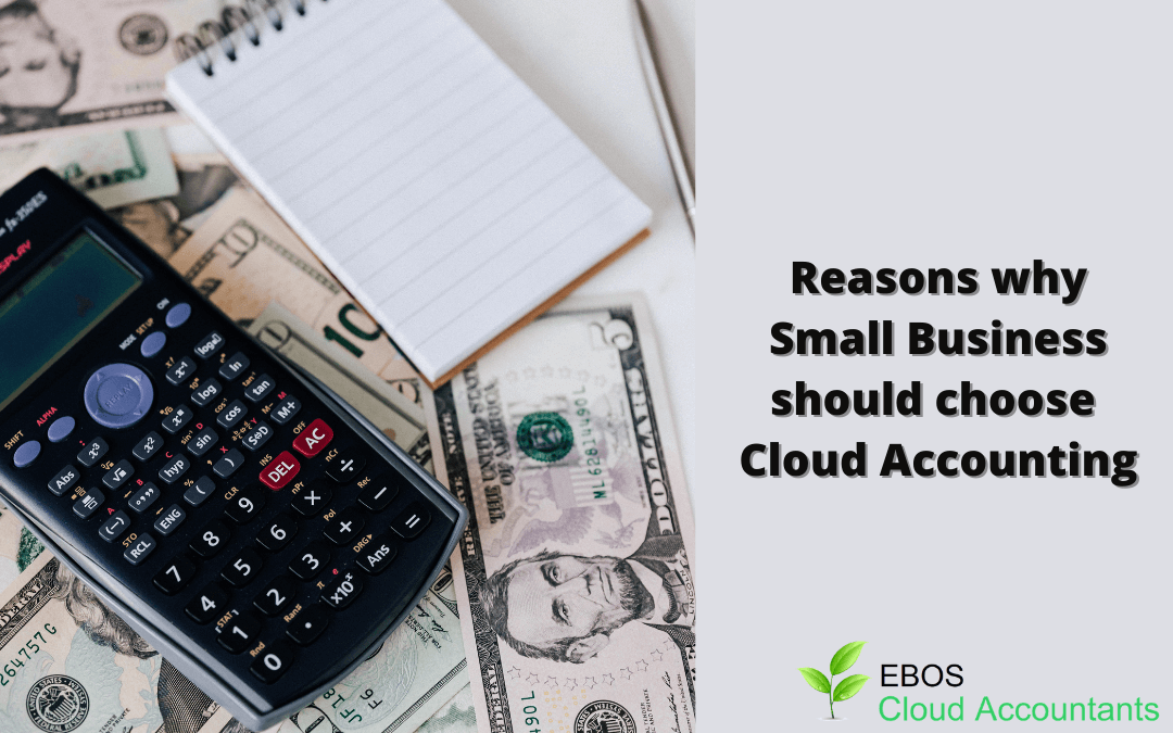 Reasons why Small Business should use Cloud Accounting