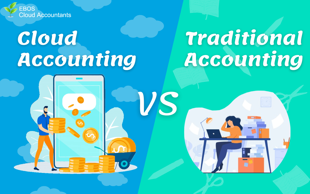 Cloud Accounting vs Traditional Accounting?