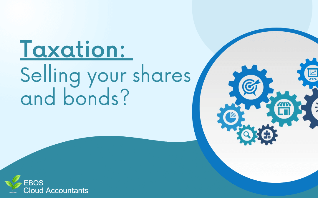 Taxation: Selling your shares and bonds?